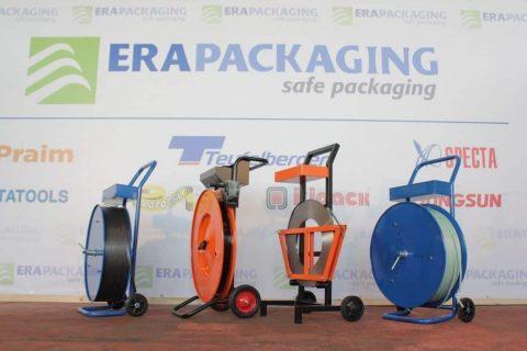 Mobilni razmotaci za trake za pakovanje