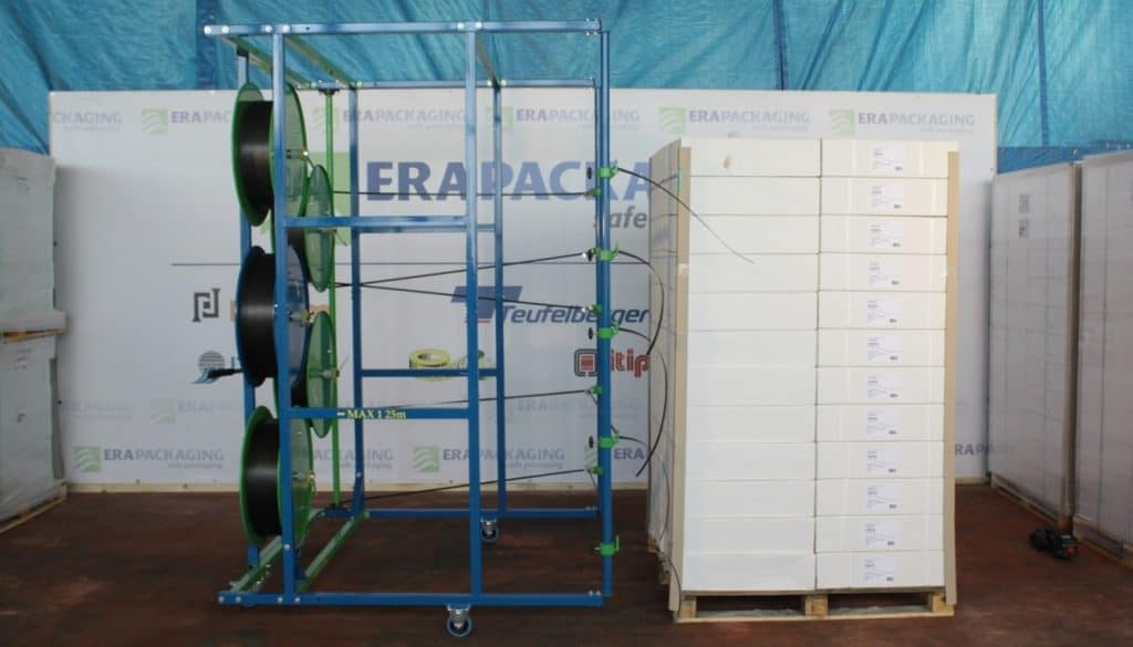 Mobilni razmotac za paletno pakovanje ET-5H